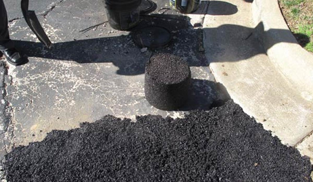 Asphalt Maintenance Overview
