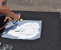 Stencil Marking