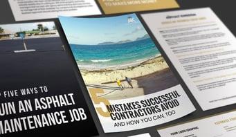 Asphalt Maintenance Resources from Asphalt Kingdom