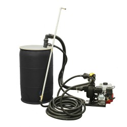 Asphalt Sealcoating Drum Sprayer