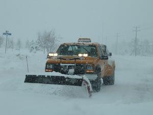 Winter Damage to Asphalt Surfaces