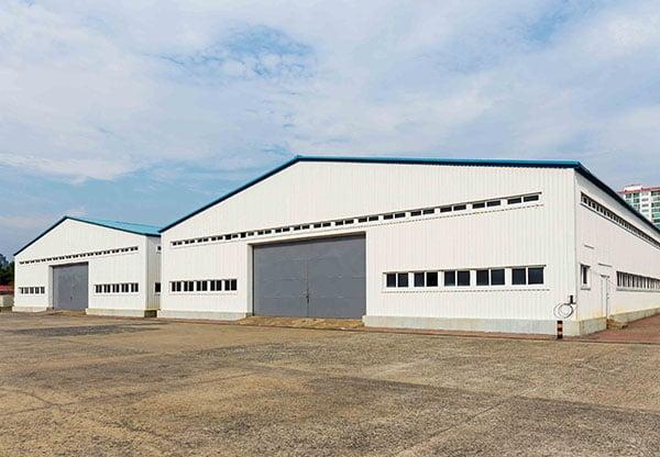 Storage Warehouse Outdoor
